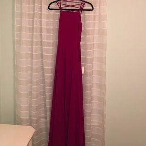 Lulu's Strappy to be Here Dress